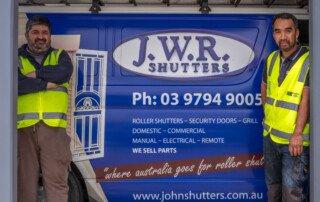 JWR shutters