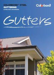 Colorbond Gutters brochure