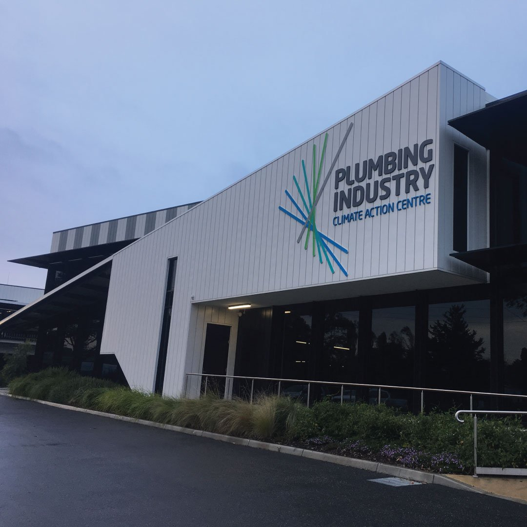 Plumbing Industry Climate Action Centre