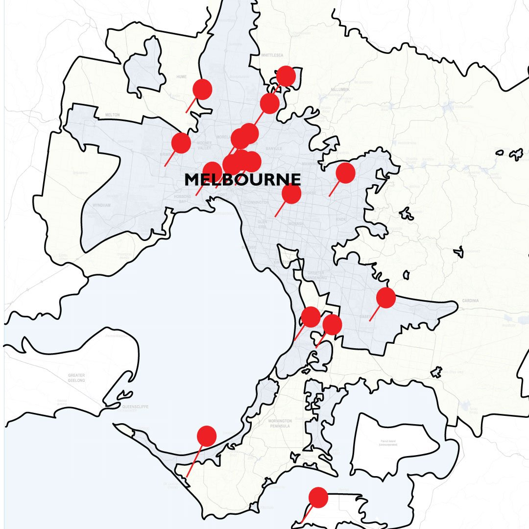 Melbourne projects